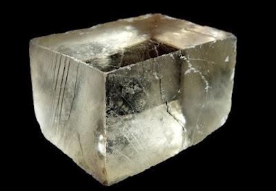 Crystal Sunstones for Navigation