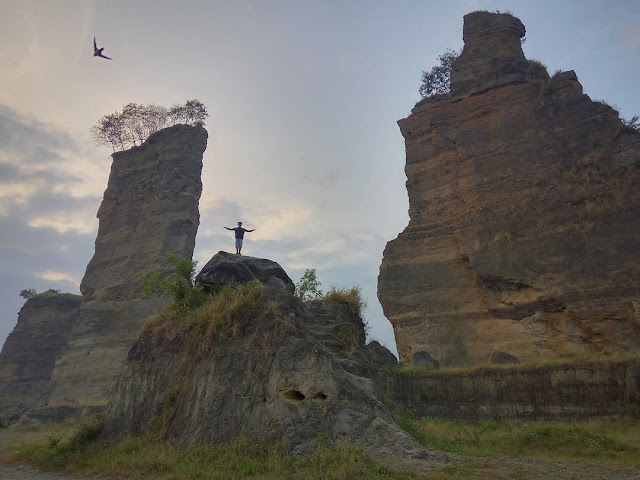 foto brown canyon semarang