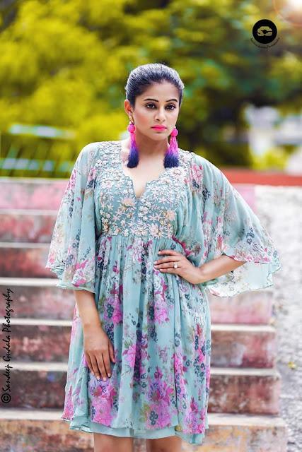 Actress Priyamani Latest Photoshoot 2017
