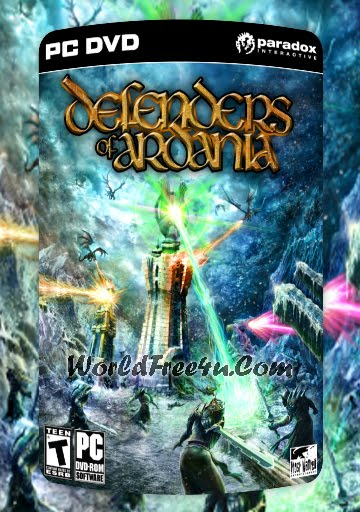 Cover Of Defenders of Ardania Full Latest Version PC Game Free Download Mediafire Links At worldfree4u.com