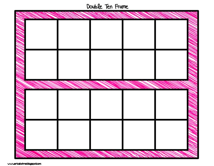 ten frames first grade | Frameswall.co