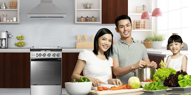 Midea Gas Ranges: Withstanding the Test of Filipino-style Cooking