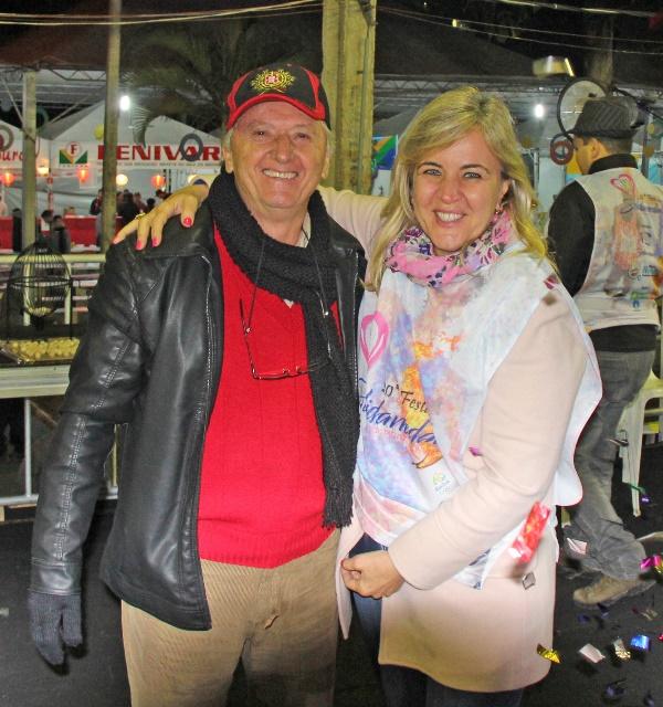 População de Registro-SP enfrenta o frio e prestigia entidades sociais na 20ª Festa da Solidariedade