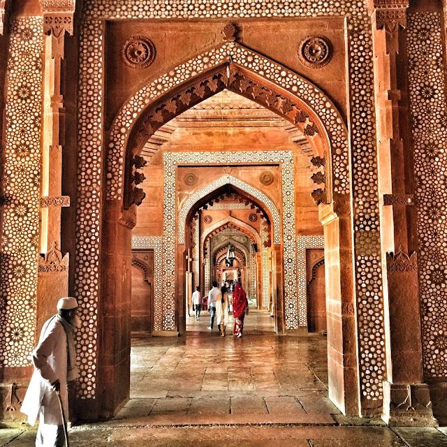 Fort Fatehpur Sikri