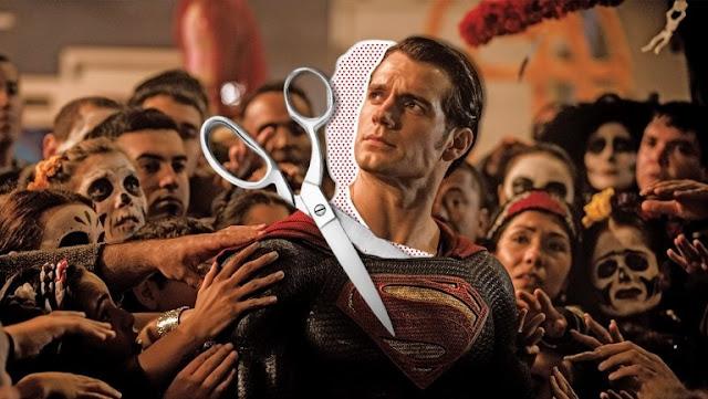 """Revelado Ator que fez """"Kal-El sem cabeça"""""""