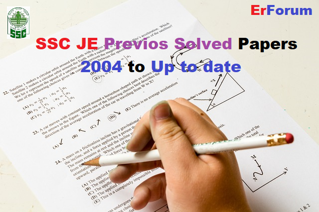 ssc-je-civil-solved-papers