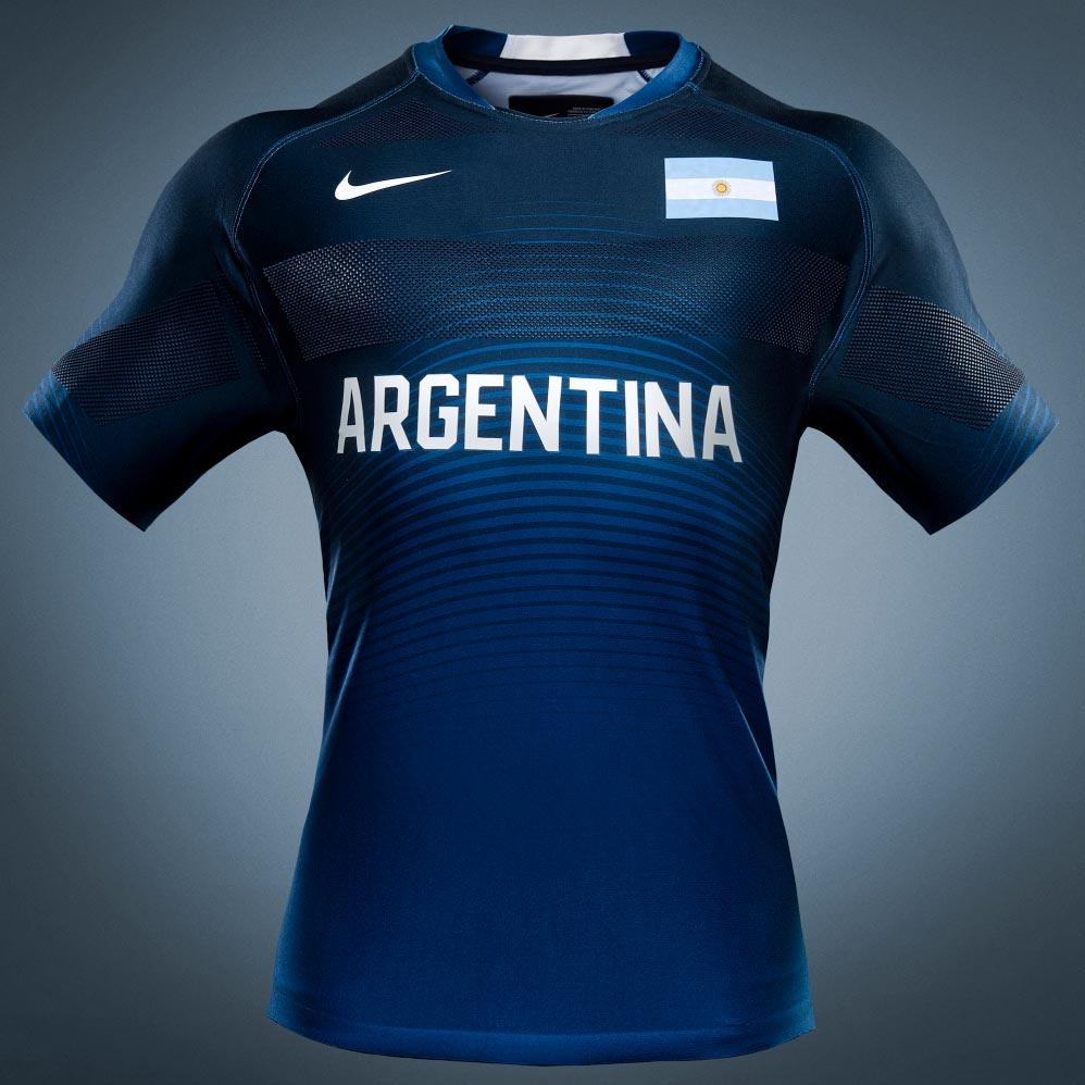 argentina 2016 olympics kit revealed