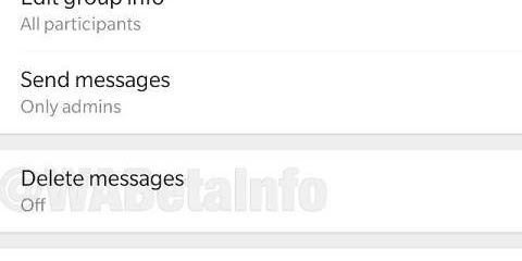WhatsApp beta for Android 2.19.348: what's new?