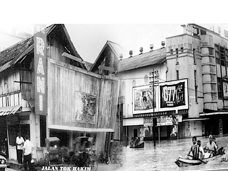 Sejarah Panggung Wayang Di Kota Bharu