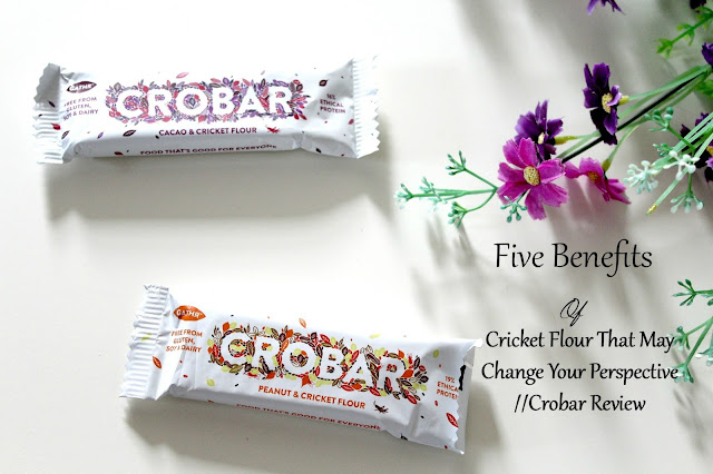 Crobar Protein Energy Bars