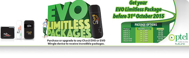 ptcl-evo-limitless-packages-low-price