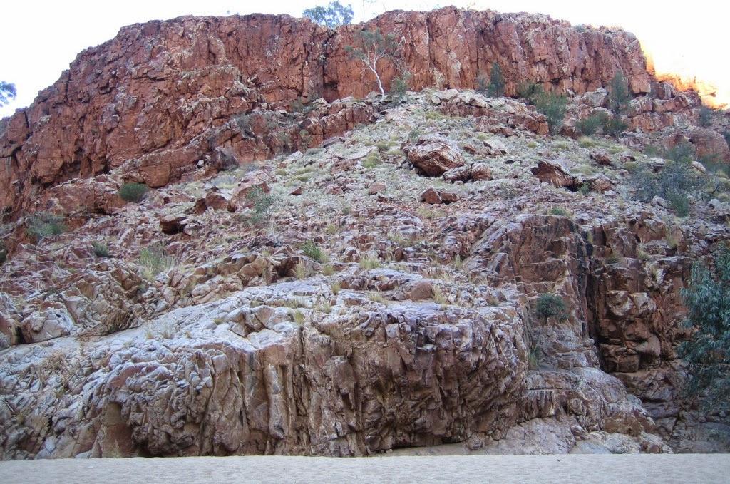 Ormiston Gorge, Australie