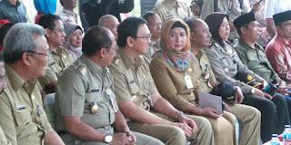 kadis pertamanan dan pemakaman DKI Jakarta di pecat
