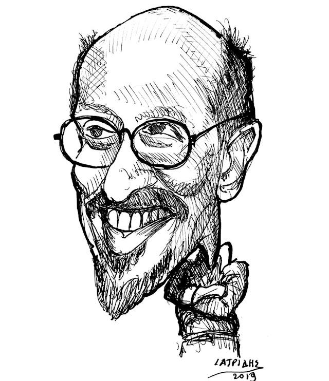 Ο δημοσιογράφος Βασίλης Λυριτζής έφυγε σήμερα από την ζωή χτυπημένος από τον καρκίνο