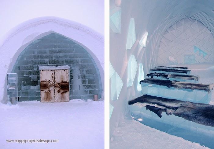 Laponia: hotel de hielo
