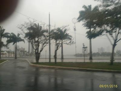 Período frio e chuvoso começa no Litoral da Paraíba e deve seguir até julho