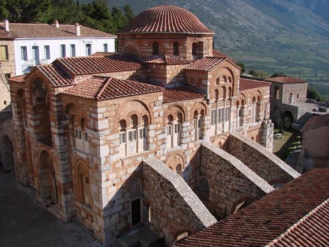 Το μοναστήρι του Οσίου Λουκά