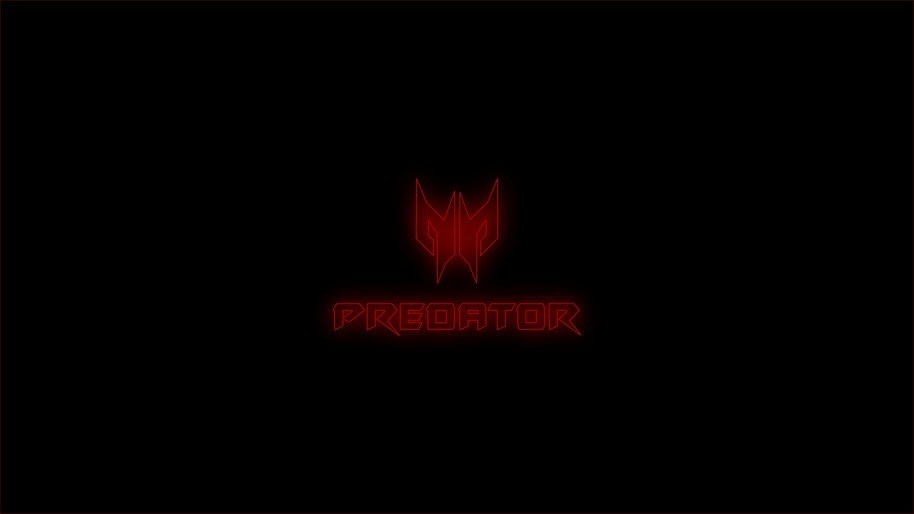 Acer Predator Logo Red Glow 4k Wallpaper 36