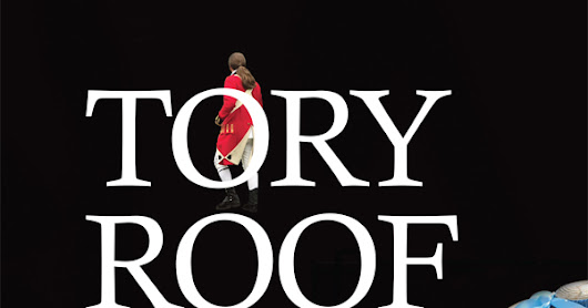 NEW BOOK: TORY ROOF by Jill C. Baker