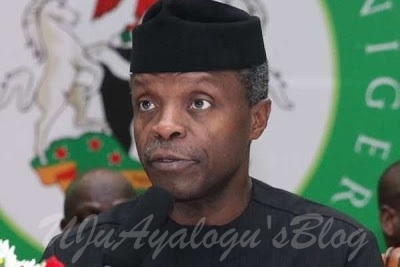 Osinbajo Storms BIAFRA @ 50, Says Only The Fools Want Biafra Again