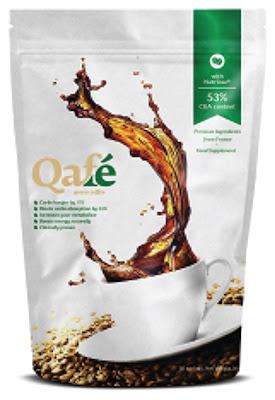 Perdre du poids rapidement avec Qafé,  le nouveau café vert de QNET