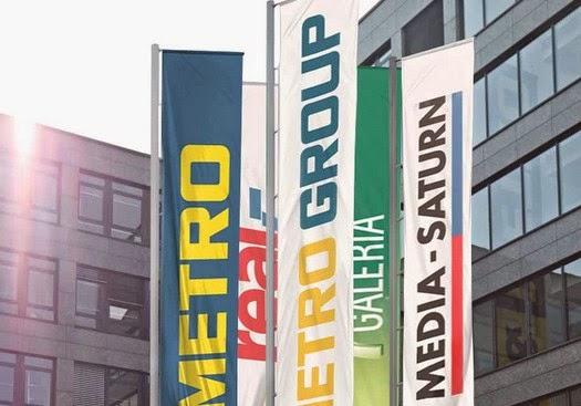歐洲最大3C通路商母公司Metro網路銷售大幅成長23%!