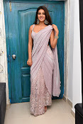 Nidhi Agarwal at Ismart Successmeet-thumbnail-2