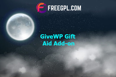 GiveWP Gift Aid Add-on Nulled Download Free