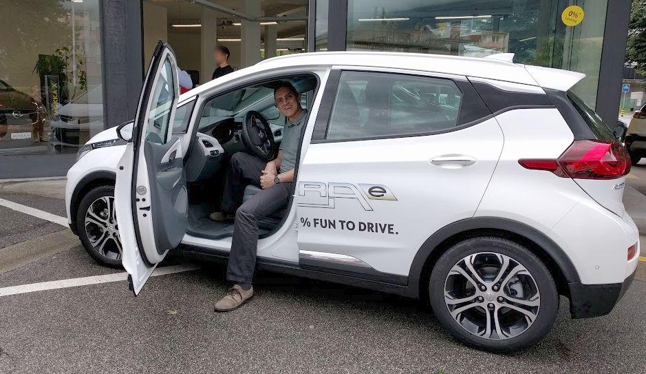 Schemi Elettrici Automobili Gratis : Il disinformatico: avventurette in auto elettrica: ho provato la