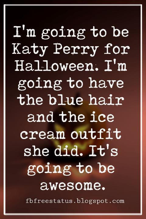 Quotes About Halloween,