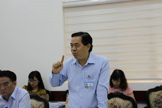 Ông Sử Ngọc Anh nêu 3 áp lực của Sở Kế hoạch và đầu tư TP.HCM