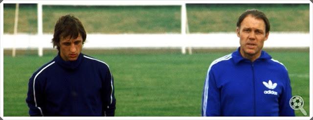Cruyff Michels Netherlands 1974