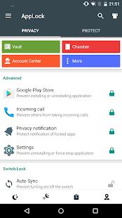 تحميل تطبيق AppLock لغلق التطبيقات والبرامج