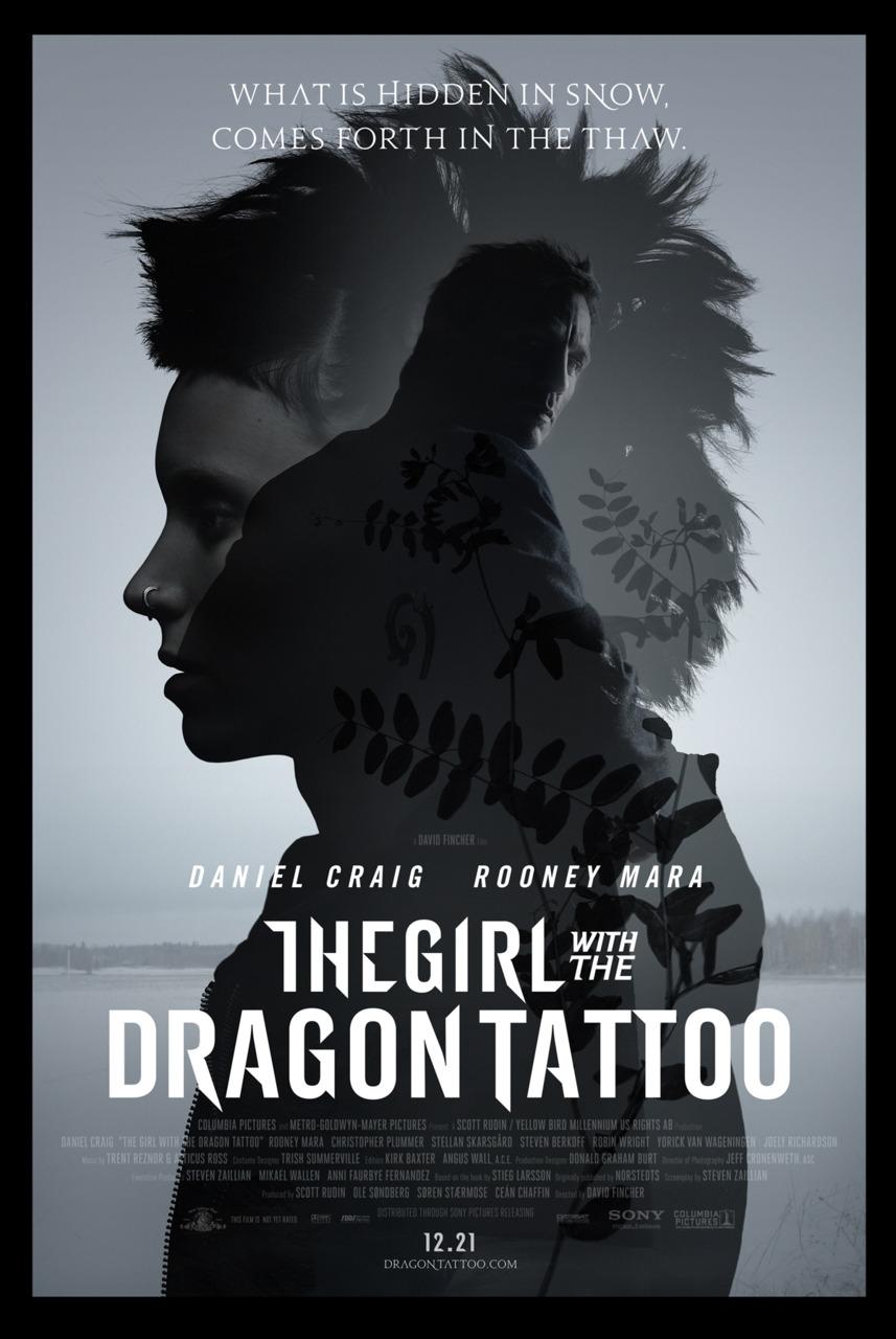 La Chica Del Dragón Tatuado (2011)HD [1080p] Latino [GoogleDrive] SilvestreHD