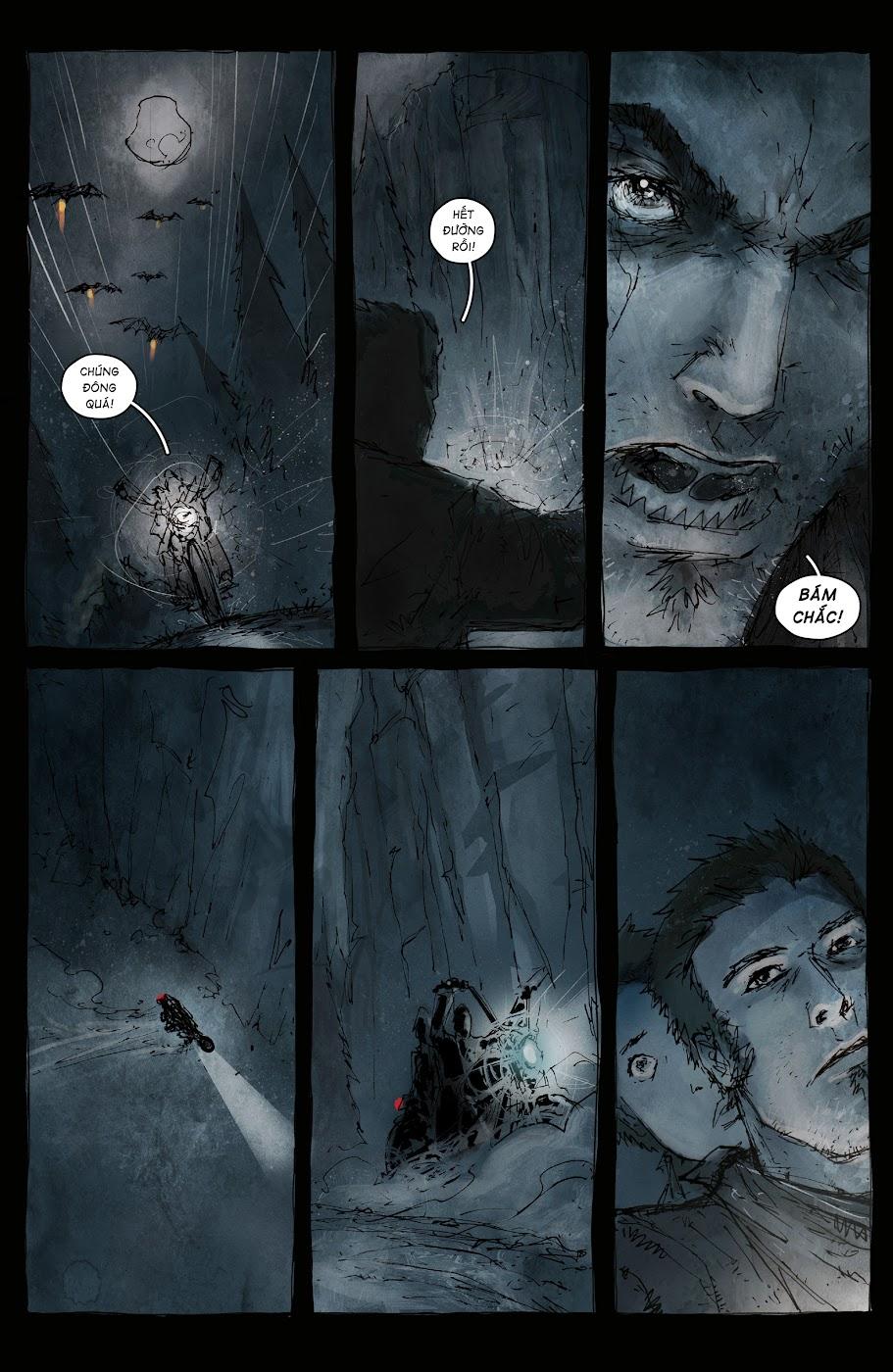Broken Moon chương 1 trang 24