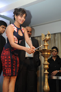 Samantha at 60th Idea Filmfare Awards Press Meet