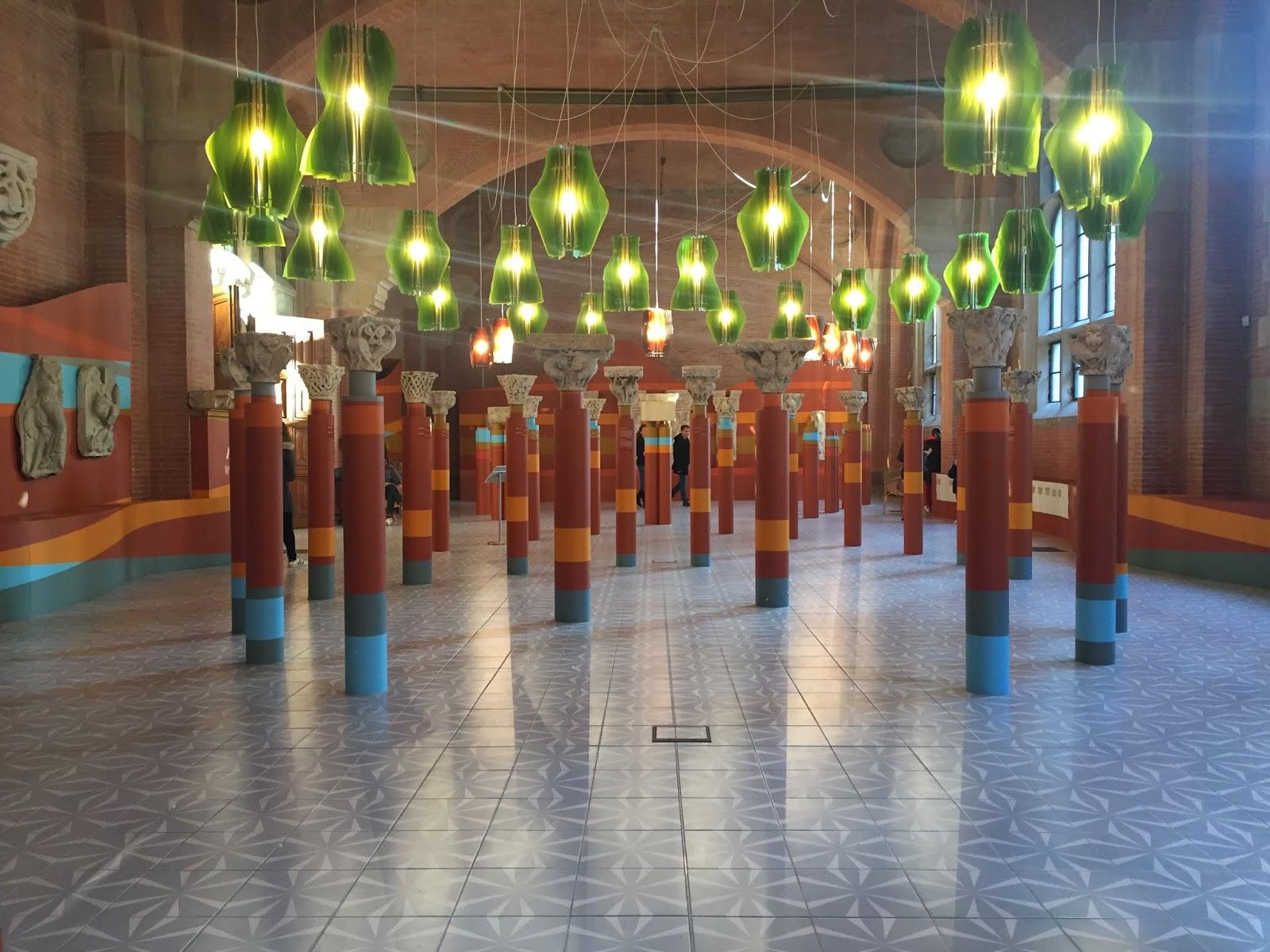 le musée saint augustin à toulouse