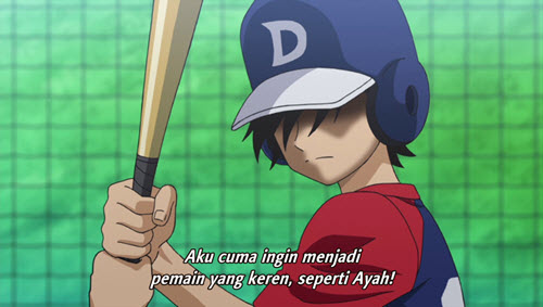 Major 2nd Episode 3 Subtitle Indonesia terbaru