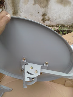 Tes Sinyal Dish Mini 45Cm(Ninmedia TV)