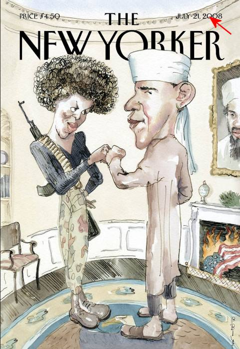New Yorker Nailed It