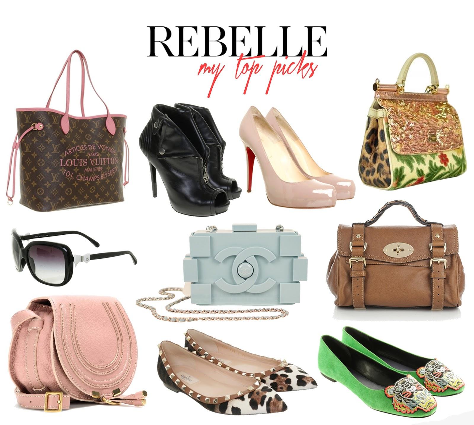 migliori scarpe da ginnastica 5ba80 0af34 Fashion: Introducing Rebelle