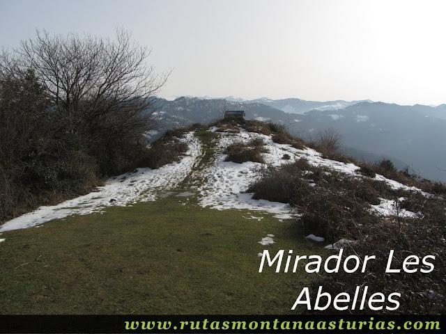 Mirador de Les Abelles