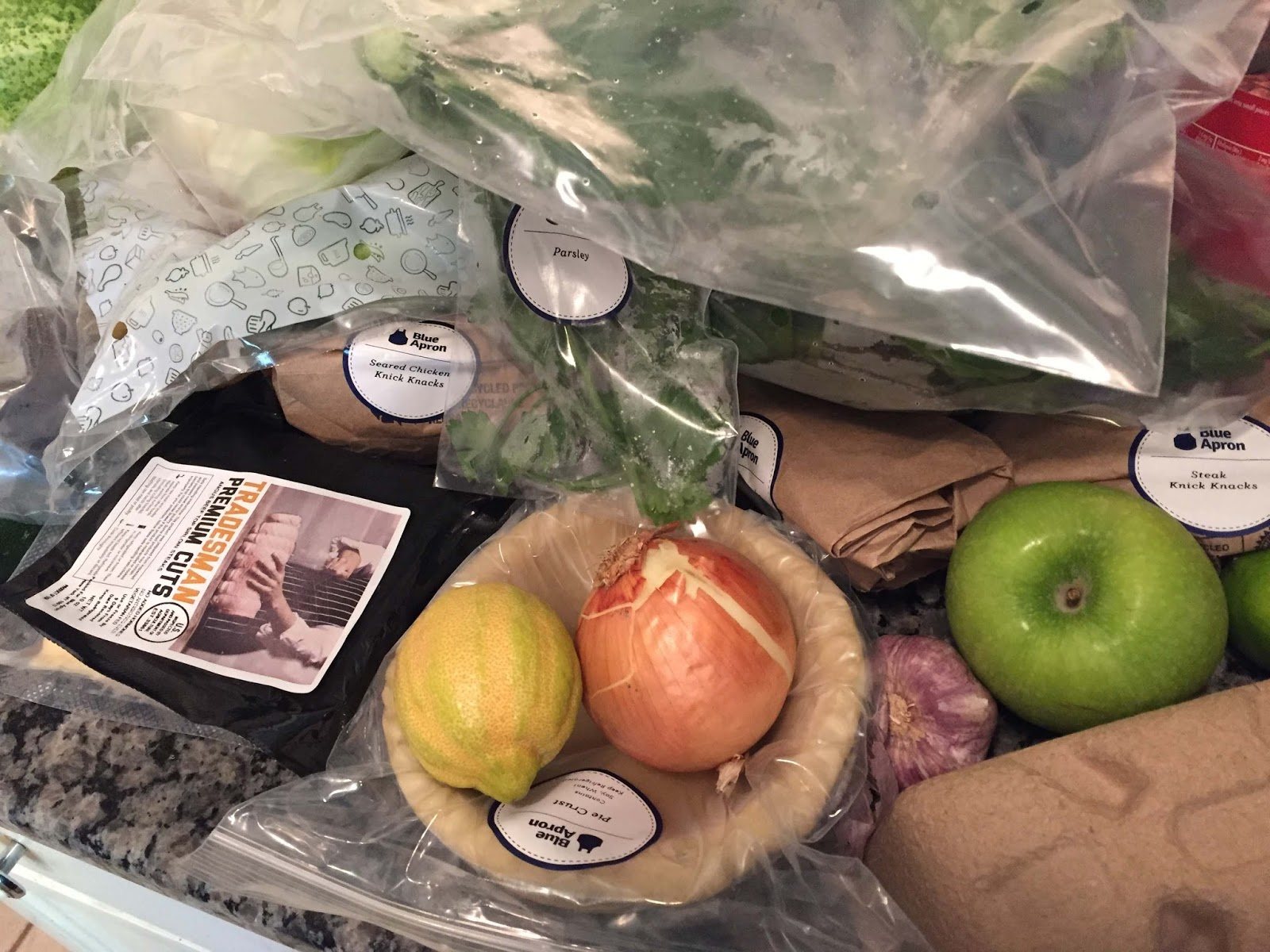 Blue apron zester - I M Not Getting Anything For Telling You About Blue Apron I Just Decided To Try It And If You Are Like Me You Ve Heard About It And Wondered What It