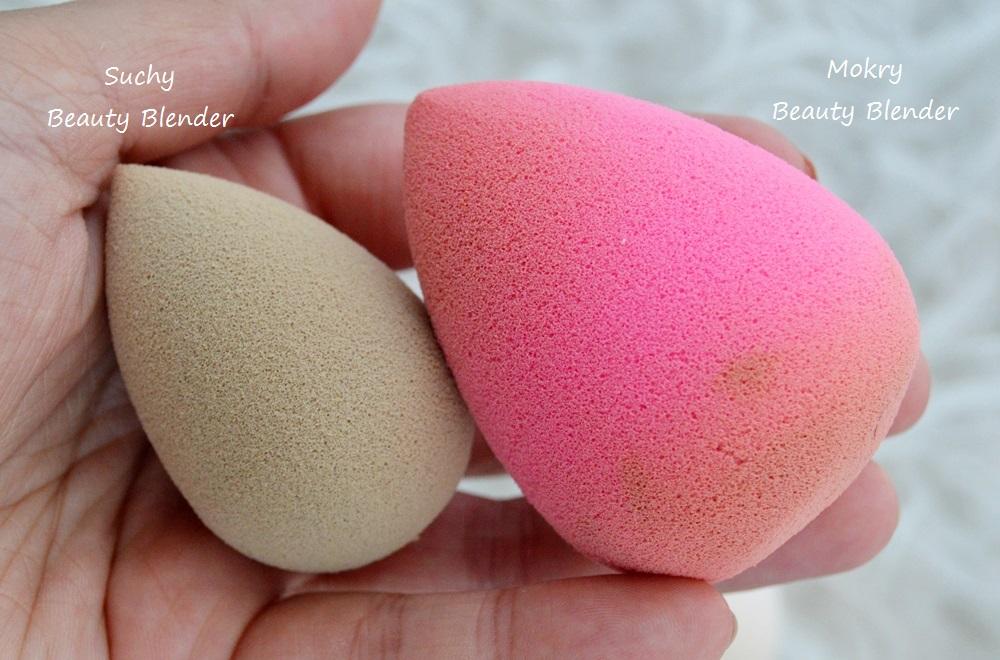 porównanie gąbeczek Beautyblender i Boho Beauty