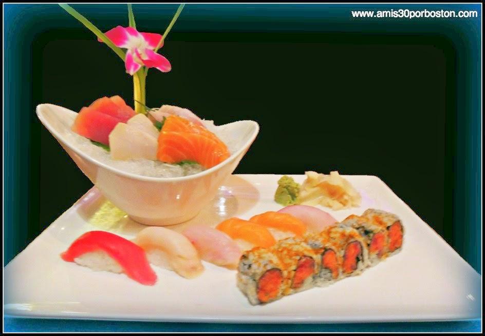 Sushi and Sashimi Set