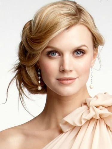 popular formal updos for long hairstyles