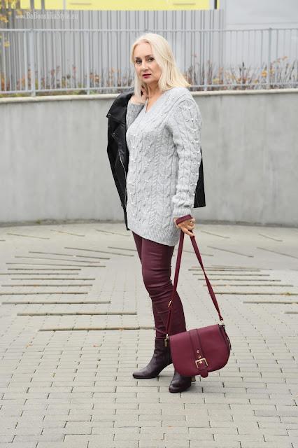 Babooshkastyle, stylistka, personal stylist, personal shopper, Orsay, gino Rossi, Bonprix, tregginsy, jegginsy, legginsy, rockstyle, modna polka, over50plus