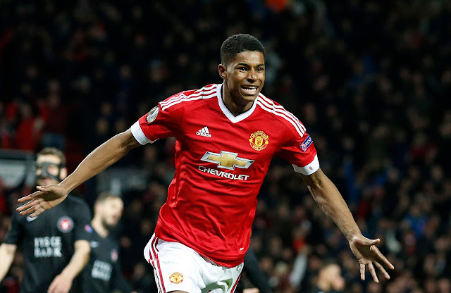 Marcus Rashford to signing new contract — But not with Manchester United