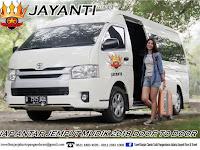 Jadwal Jayanti Trans Depok - Pangandaran PP