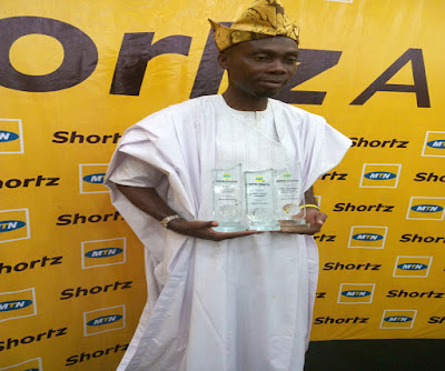 3 Sixty World TV CEO, Leke Yusuf Wins Best Content Provider Award